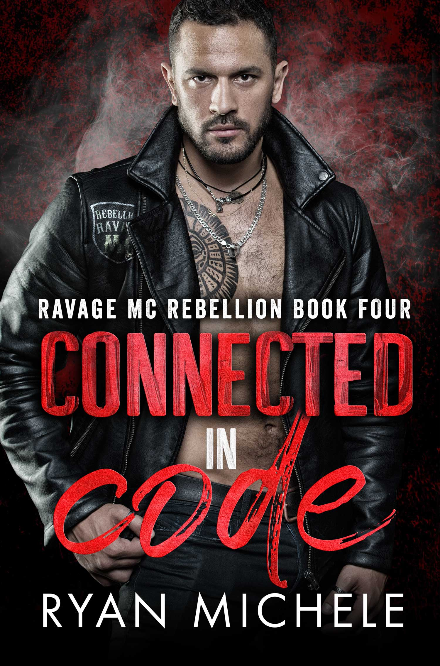 First Chapters of Connected in Code! - Author Ryan Michele